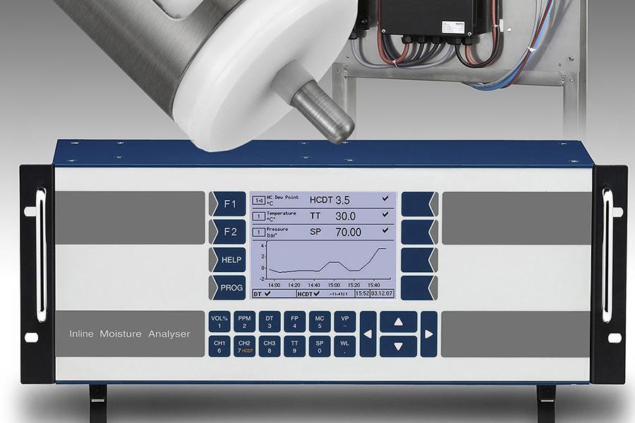 Фото № 1 Поточный анализатор влажности газов \ точки росы поУВ - изображение товара в интернет-магазине SocTrade.ru